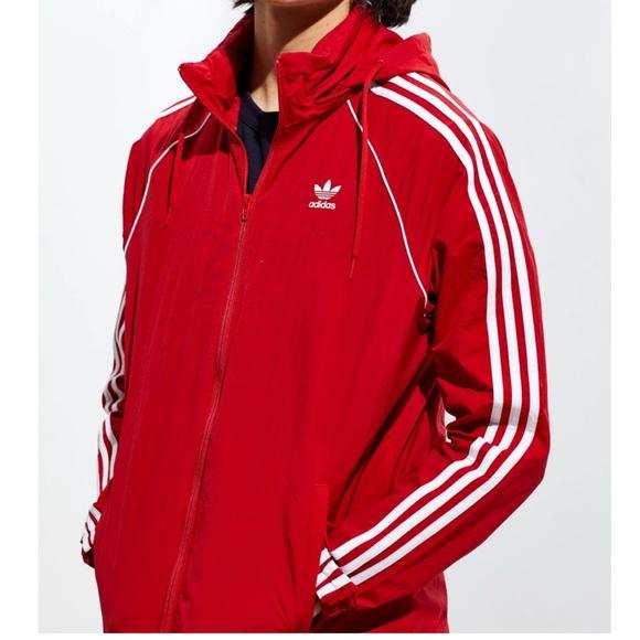 Brand New Adidas Originals SST Windbreaker Jacket NWT